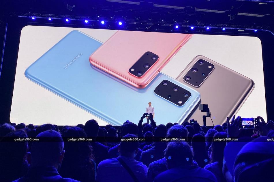 இந்தியாவில் Samsung Galaxy S20 Series, Galaxy Z Flip முன்பதிவுகள் தொடங்கின...!