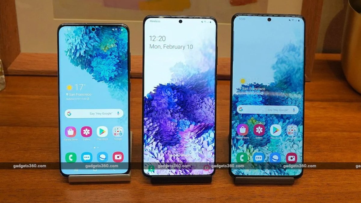 Samsung Galaxy S20 Series Getting June 2021 Security Patch: Report