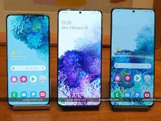 Samsung Galaxy S20, Galaxy S20+, Galaxy S20 Ultra Getting June 2021 Security Patch Update: Report