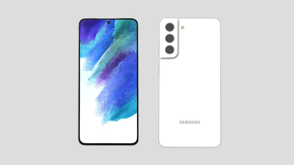 Samsung Galaxy S21 FE के 360 डिग्री रेंडर्स ऑनलाइन हुए लीक, डिज़ाइन की मिली झलक