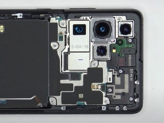 Samsung Galaxy S21 Ultra Teardown Video Reveals Difficulty in Replacing Battery and Display