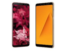 Samsung Galaxy A8+ (2018) Price in India, Specifications, Comparison