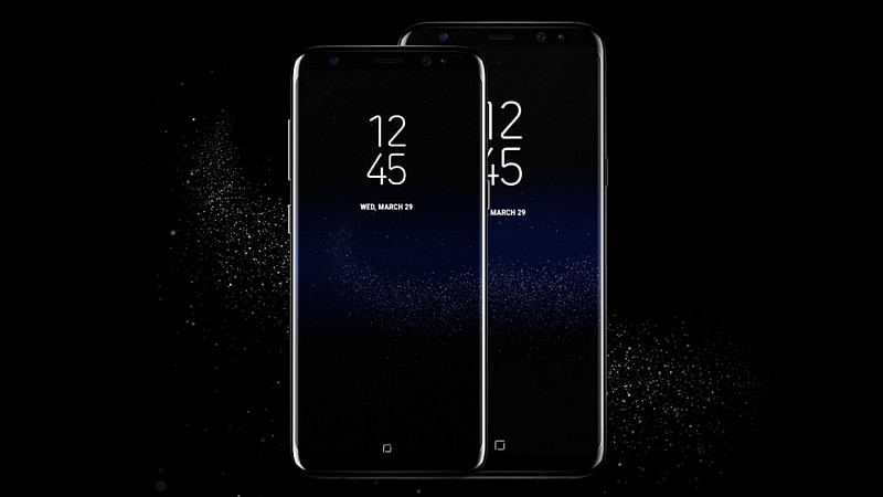 Samsung Galaxy S8, Galaxy S8+ India Pre-Bookings Said to Reach 80,000 Units