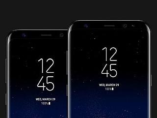 Samsung Galaxy S8 और Galaxy S8+ भारत में लॉन्च
