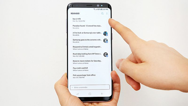 Some Samsung Galaxy S8, Galaxy S8+ Users Are Reporting Random Screen Wake Up Issues