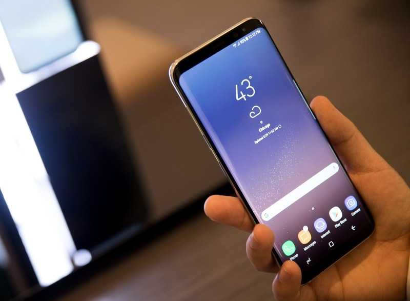 Samsung Galaxy S8, Galaxy S8+ to Ship With McAfee VirusScan Anti-Malware Software Preloaded