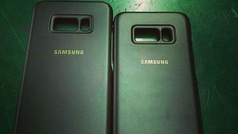 Samsung Galaxy S8 Leaked Case Hints at Design Overhaul, Dual Cameras