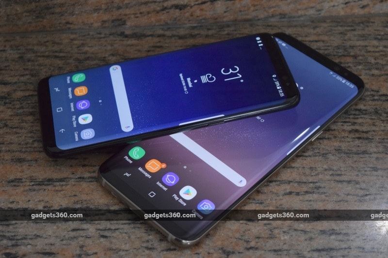 Samsung Galaxy S8, Samsung Galaxy S8+ Getting January 2021 Security Patch: Report