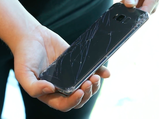 Samsung Galaxy S8 and Galaxy S8+ 'Extremely Susceptible to Cracking': SquareTrade