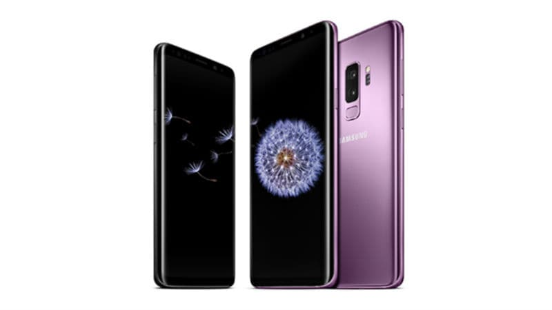 Galaxy S9, Galaxy S9+ India Pre-Orders Now Open With Rs. 2,000 Down Payment