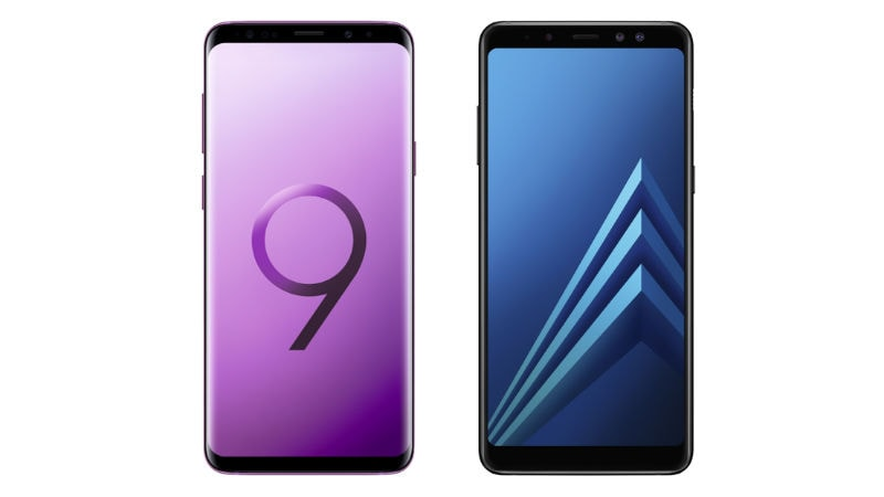 Samsung Galaxy S9, Galaxy A8 Enterprise Edition Launched: Price, Specifications
