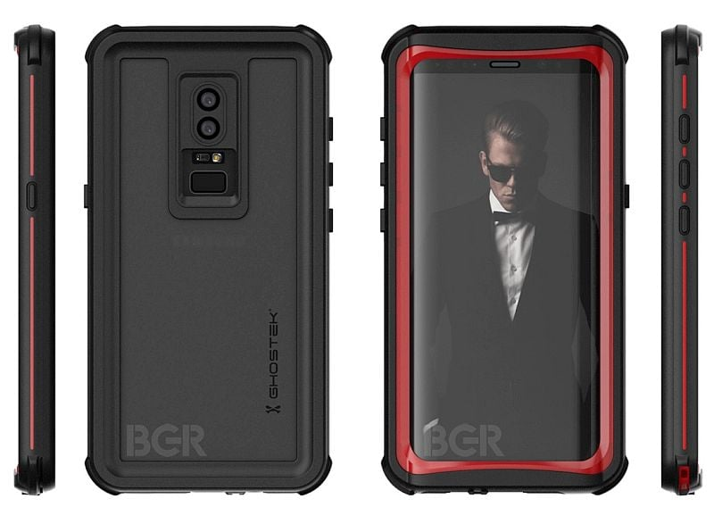 Samsung Galaxy S9 Leaked in Images, Dual Rear Cameras Tipped