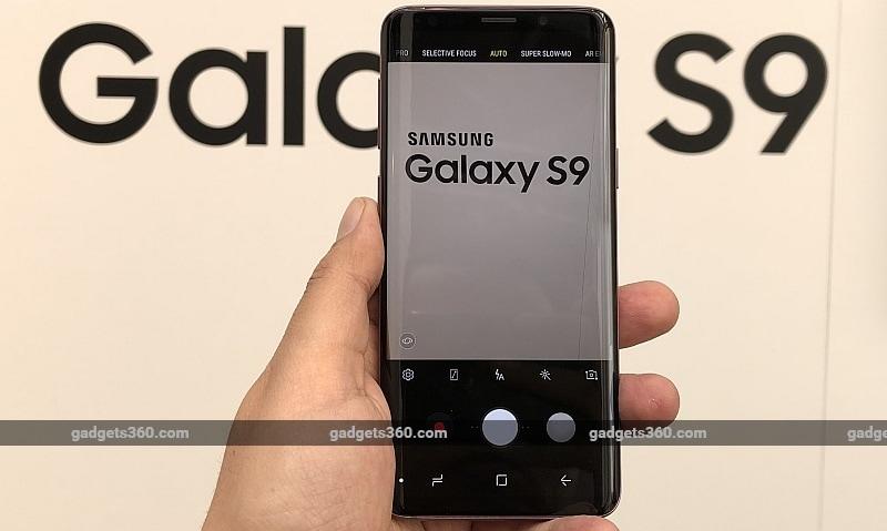 सैमसंग गैलेक्सी एस9 और गैलेक्सी एस9+ की भारत में यह होगी कीमत