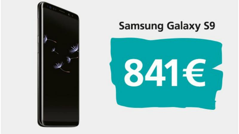 Samsung Galaxy S9, Galaxy S9+ Price Leaked Again Ahead of Sunday Launch