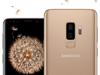 Samsung Galaxy S9, Galaxy S9+ Sunrise Gold, Burgundy Red Variants Launched; Finally Support ARCore