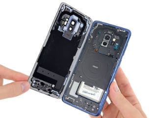 Samsung Galaxy S9, Galaxy S9+ Get Low Repairability Score in iFixit Teardown