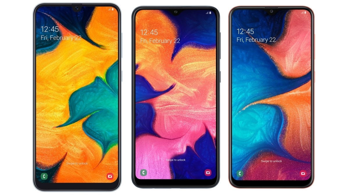 Samsung Galaxy A10, Galaxy A2 Core, Galaxy Note 8, Galaxy S10 Series Receiving June Android Security Patch: Reports