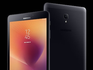 Samsung Galaxy Tab A 8.0 (2017) With 8-Megapixel Rear Camera, 5000mAh Battery Launched