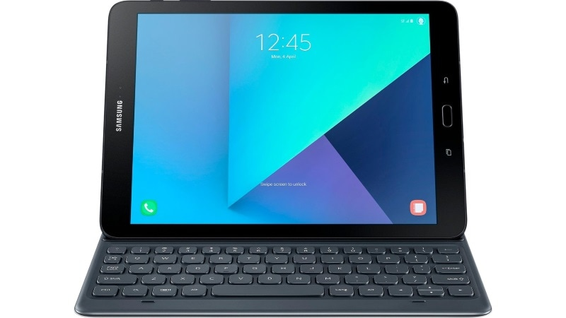 Samsung Galaxy Tab S3 Render Leaked; Tips Official Keyboard Accessory