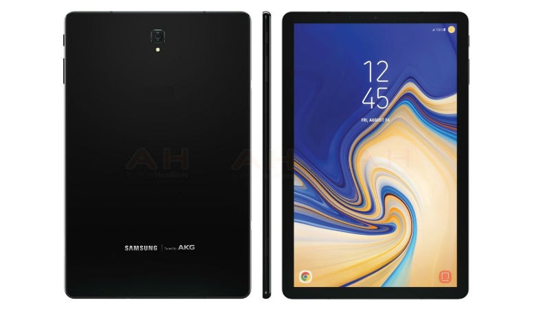 samsung galaxy tab s4 android headlines Samsung  galaxy tab s4