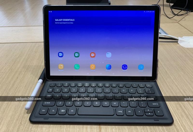 Samsung Galaxy Tab S4 लॉन्च हुआ भारत में, जानें इसकी खासियतें