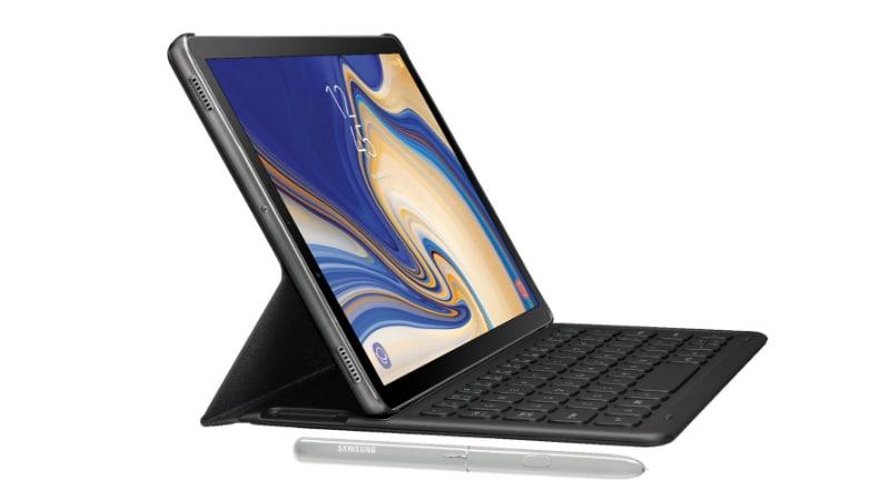 custodia tastiera samsung tab s4