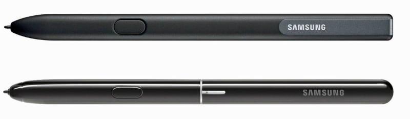 samsung galaxy tab s4 s pen twitter evleaks Samsung Galaxy Tab S4 S Pen