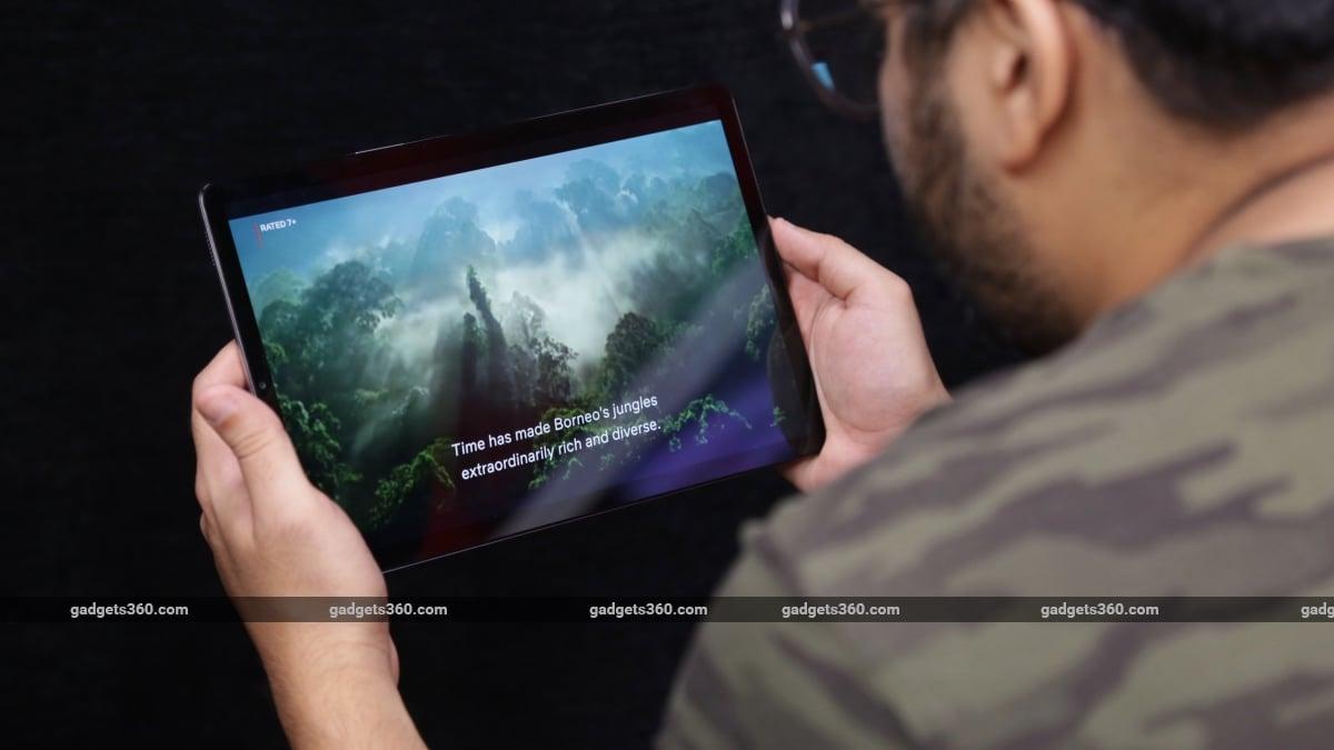 samsung galaxy tab s5e review netflix Samsung