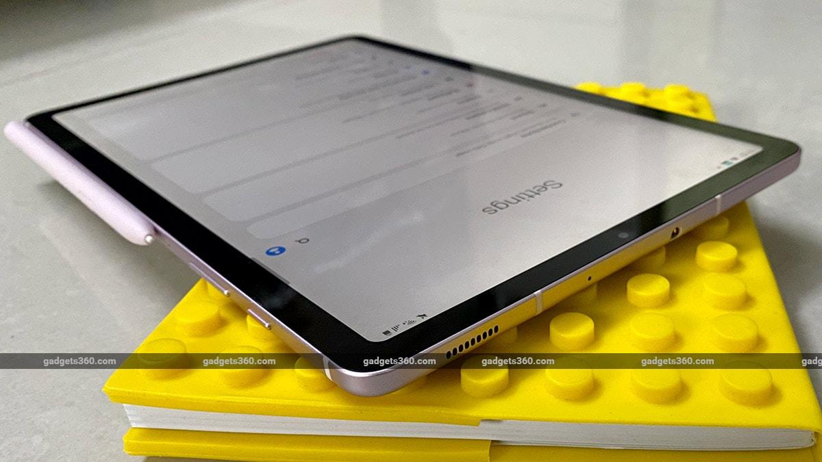 samsung galaxy tab s6 lite top speaker stylus Samsung Galaxy Tab S6 Lite Review