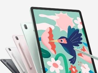 Samsung Galaxy Tab A7 Lite और Galaxy Tab S7 FE टैबलेट की कीमत लीक, 18 जून को होंगे लॉन्च