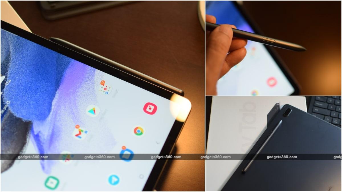 samsung galaxy tab s7 fe review S Pen gadgets 360 ww
