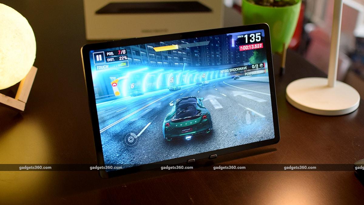 samsung galaxy tab s7 fe review gaming gadgets 360 ww