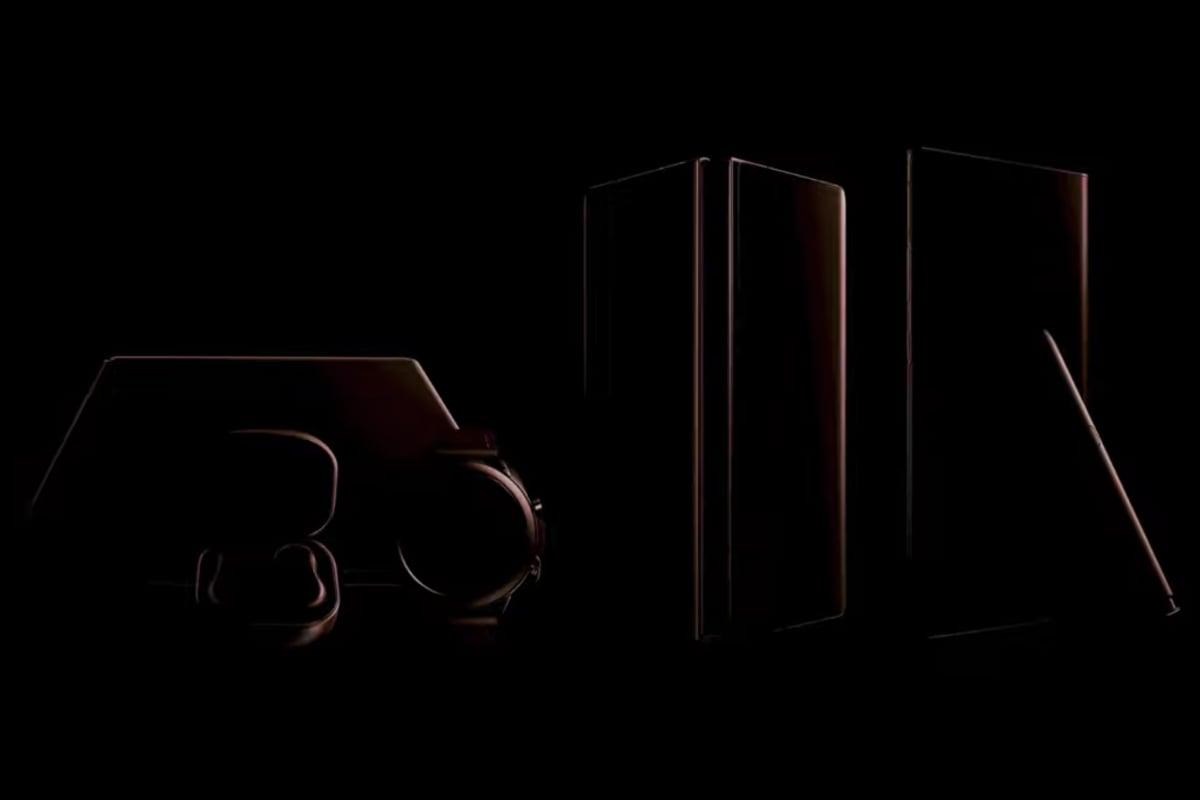 Samsung Galaxy Unpacked 2020 Teaser Gives Us a Glimpse at Galaxy Note 20, 4 More New Devices Coming on August 5