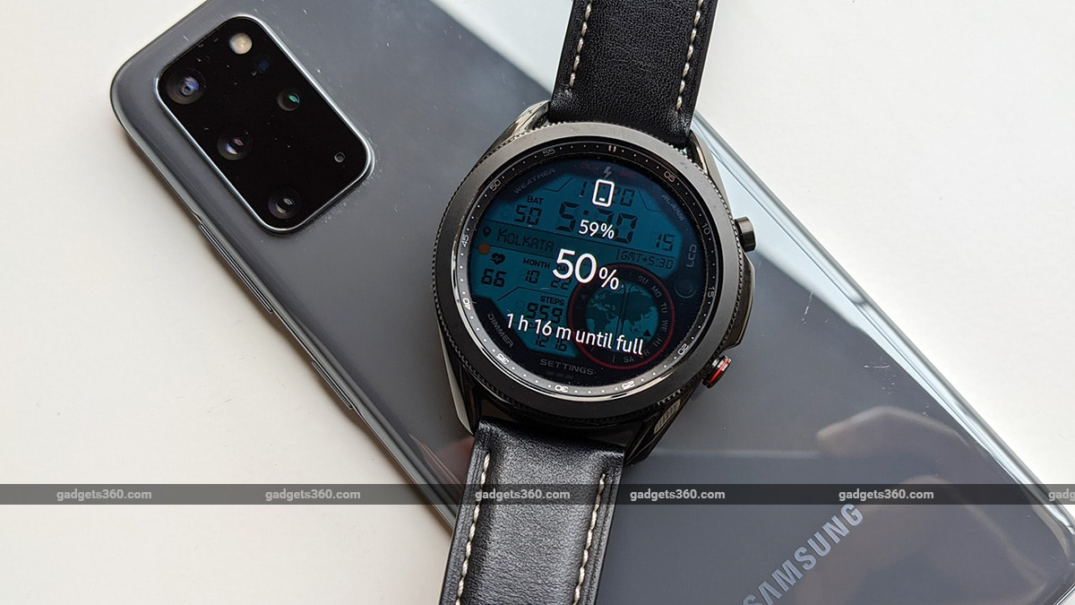 samsung galaxy watch 3 lte review reverse charging ee