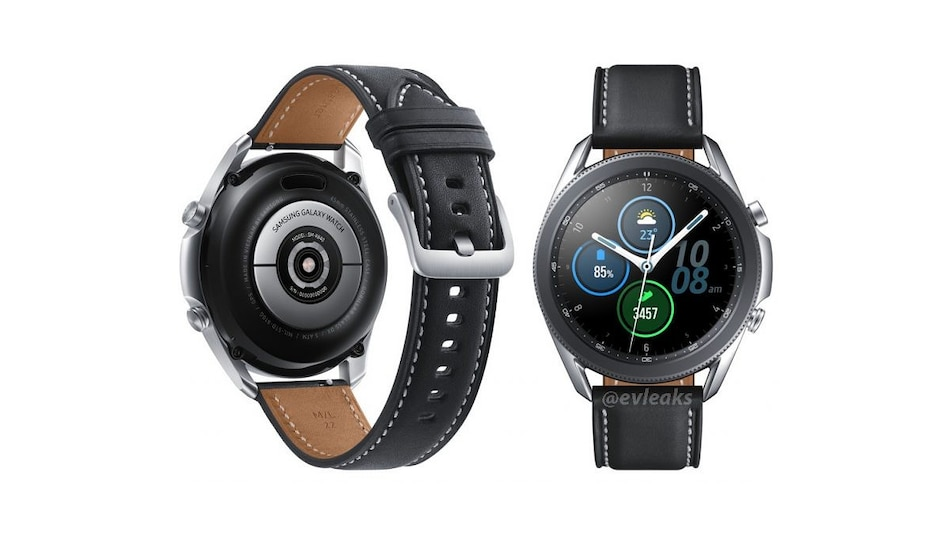 Samsung Galaxy Watch 3 Support Pages Briefly Go Live on Company Website Ahead of Launch: Report