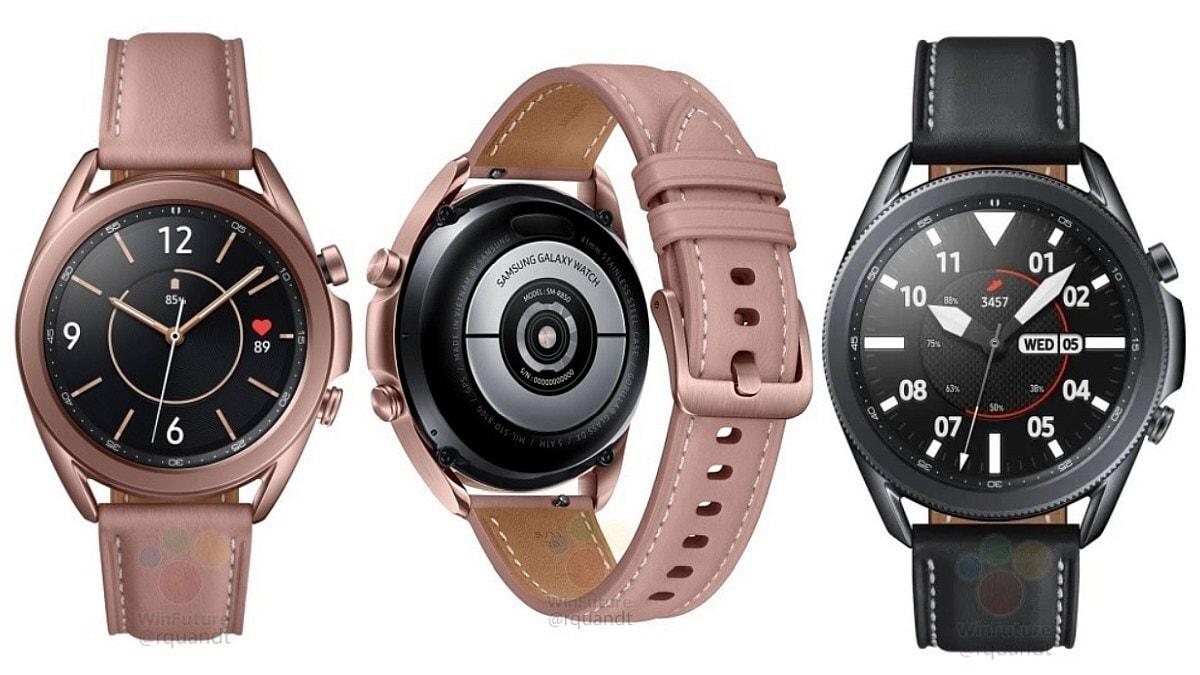 جدیدترین ساعت Samsung Galaxy Watch 3 به بازار عرضه شد سامسونگ گلکسی