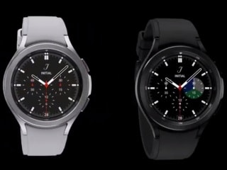 Samsung Galaxy Watch 4 Classic Alleged Renders Reveal Design, Colour Options