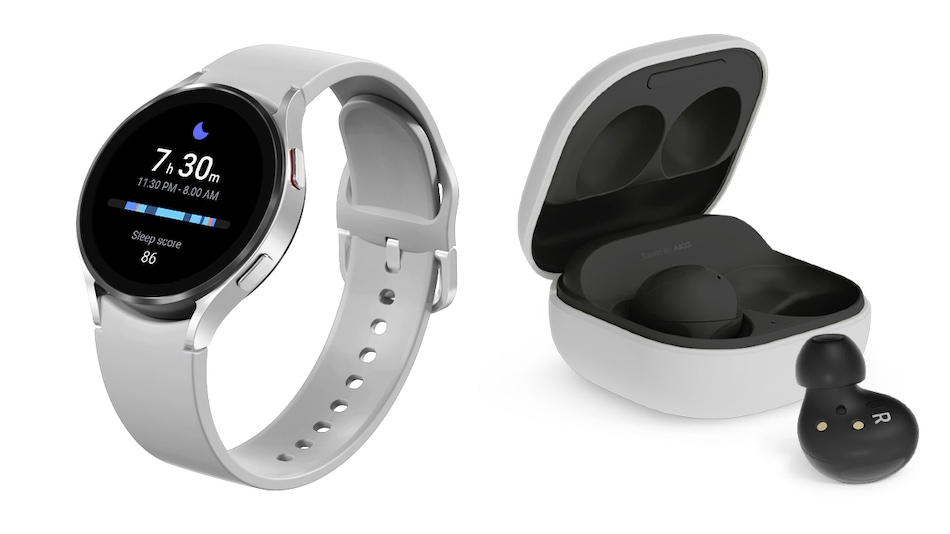 Samsung Galaxy Watch 4, Galaxy Watch 4 Classic, Galaxy Buds 2 Launched in India: Price, Availability