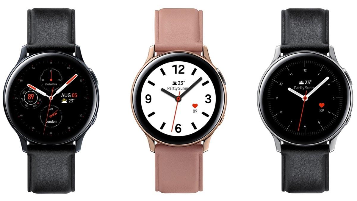 இந்தியாவில் வெளியானது Samsung Galaxy Watch Active 2 4G வேரியண்ட்!