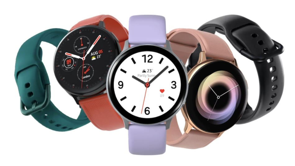 Samsung Galaxy Watch 4 Leaked Renders Suggest Specifications, Body Composition Monitoring Feature Tipped