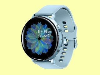 Samsung Galaxy Watch Active 2 ECG Functionality Release Delayed: Report