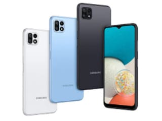 Samsung Galaxy Wide 5 With Triple Rear Cameras, 5,000mAh Battery Launched: Price, Specifications