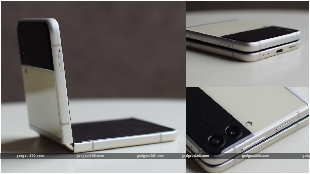 samsung galaxy z flip 3 review sides gadgets 360 ww