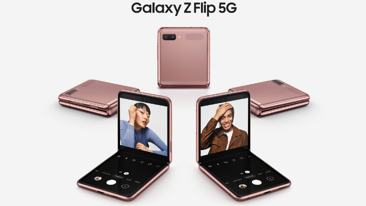 Samsung Galaxy Z Flip 5G With Snapdragon 865+ SoC Launched: Price, Specifications