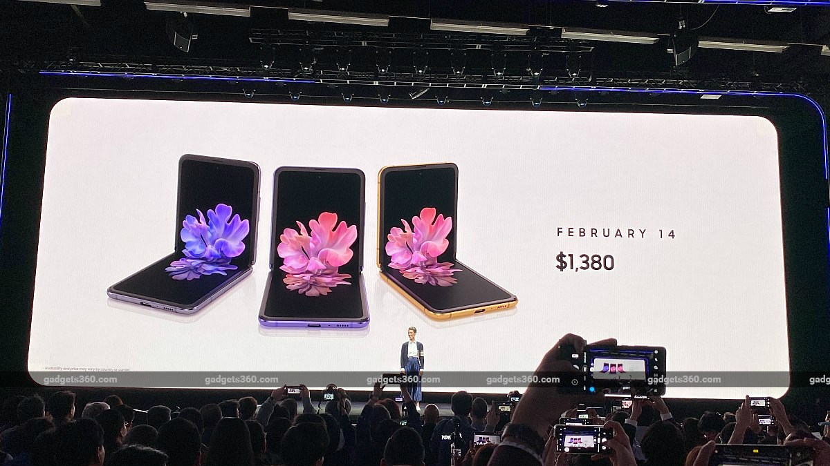 Samsung Galaxy Z Flip's Ultra Thin Glass Made Commercially Available for Foldable Displays