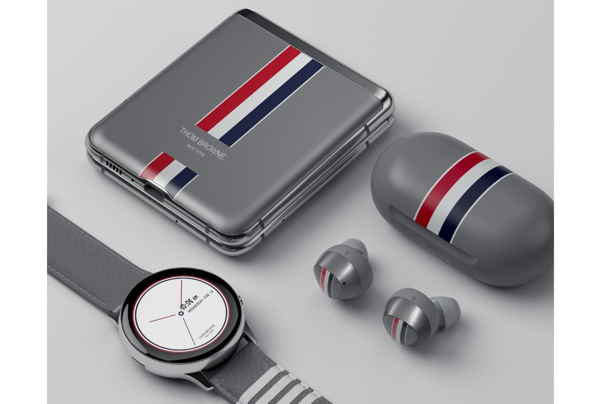 Samsung Galaxy S20 5g Olympic Games Athlete Edition Galaxy Z Flip Thom Browne Edition Launched All Details Just Android