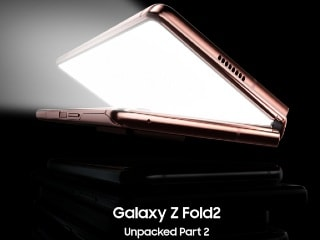 Samsung Galaxy Z Fold 2 Launch Set for September 1, Pricing Suggested