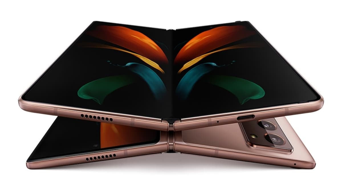 Samsung Galaxy Z Fold 2 Announced With Bigger Displays, Improved Hinge Over Last Year's Galaxy Fold