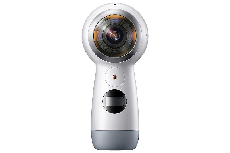 Samsung Galaxy S8 Launch: Gear 360 Spherical VR Camera Gets a Refresh