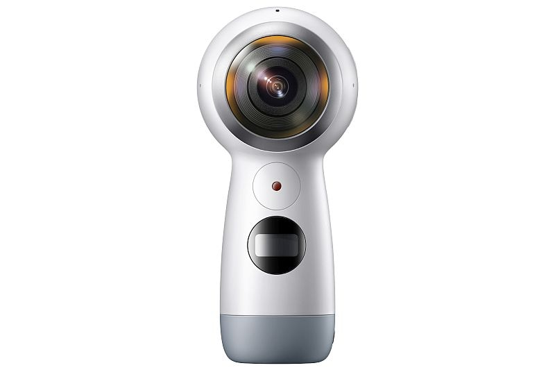 Samsung Galaxy S8 Launch: Gear 360 Spherical VR Camera Gets a Refresh